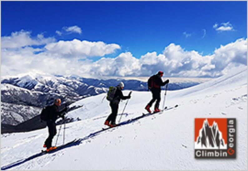 SKI TOUR IN ARMENIA