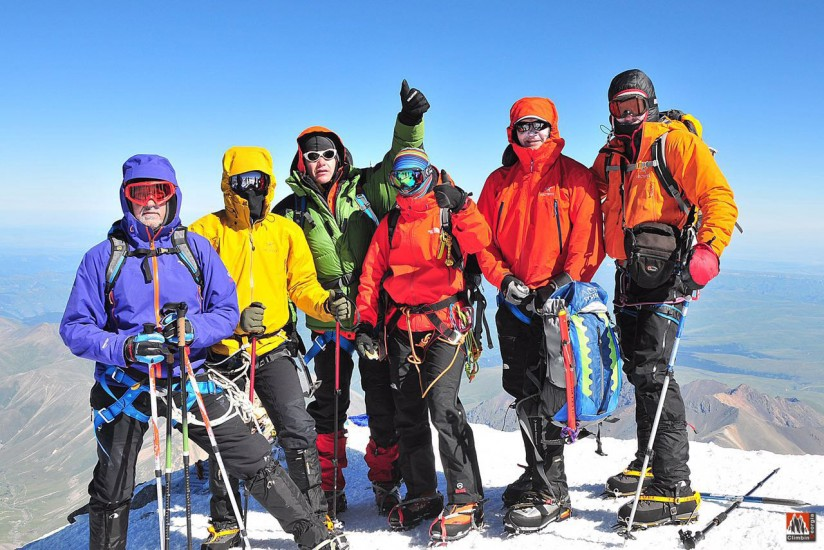 Summit Elbrus