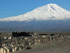 Ararat ski touring program in Turkey