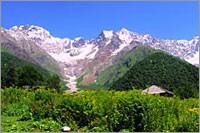 Trekking tour in Svaneti