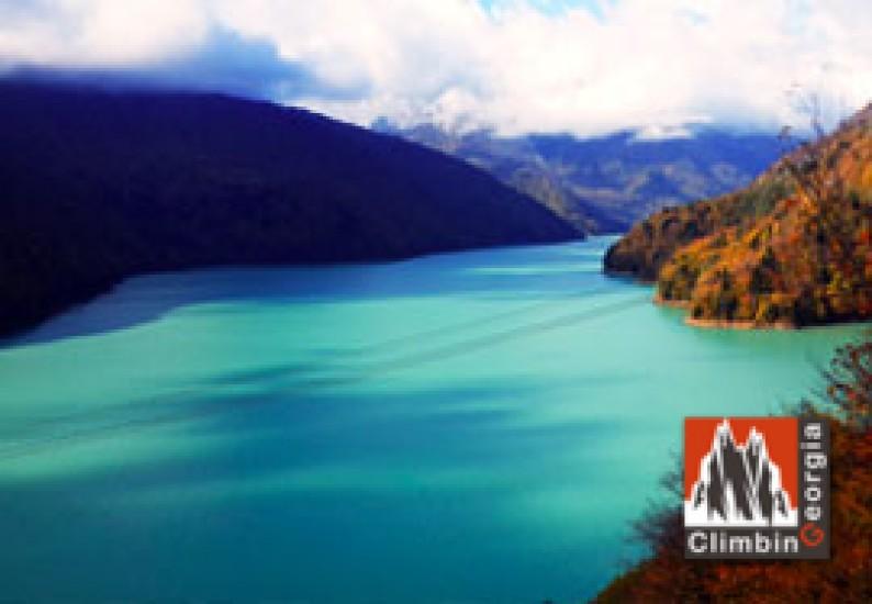 Jinvai lake