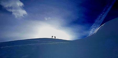 Bakhmaro ski touring and cat ski itinerary