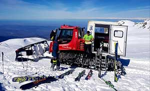 Cat ski in Bakhmaro 6 days
