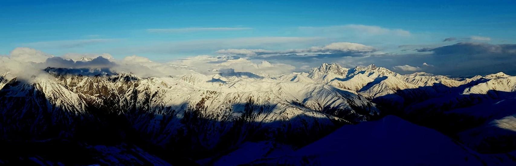 Kazbegi Panorama