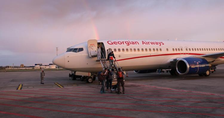Georgia preparing transport sector in wake of COVID-19: 18 airline companies ready to resume flights